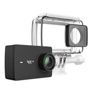 YI Technology イーテクノロジー  4K 60fps対応アクションカメラ 電子式手ぶれ補正 タイムラプス 7層グラスレンズ 防水ケース付き ZR61000170|murauchi3