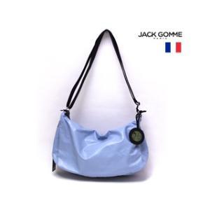 Jack Gomme/ジャックゴム  フランス製 0004 1215 LIRIS ショルダーバッグ OPALE ポーチ付|murauchi3