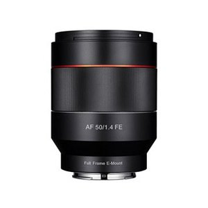 SAMYANG/サムヤン  AF50mm F1.4 FE ソニーEマウント Sony E用 フルサイ...