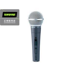 SHURE/シュアー  【正規品】SHURE シュアー ボーカル用マイクロホン[SM58SE]【SHUREMIC】|murauchi