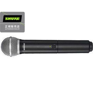 SHURE/シュアー  BLX2/PG58  BLXハンドヘルド型送信機 PG58マイク・ヘッド murauchi
