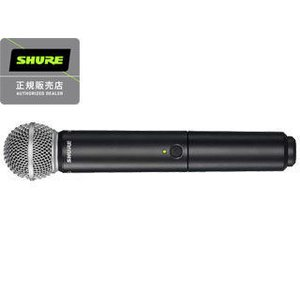SHURE/シュアー  BLX2/SM58  BLXハンドヘルド型送信機 SM58マイク・ヘッド murauchi