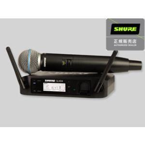 SHURE/シュアー  GLXD24/BETA 58A  ボーカル用ワイヤレスマイクシステム|murauchi