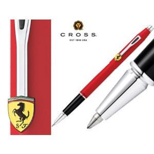 CROSS/クロス  セレクチップローラーボール■Classic Century for Scuderia Ferrari【マットロッソコルサ】|murauchi
