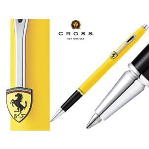CROSS/クロス  セレクチップローラーボール■Classic Century for Scuderia Ferrari【マットモデナイエロー】|murauchi