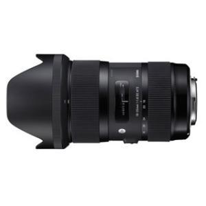 SIGMAマウント  1835F1.8DCHSM 単焦点に匹敵するレベルの最高画質。APS-C用大口...