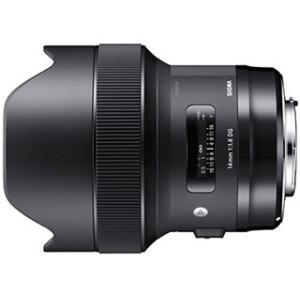 Sony Eマウント  14F1.8DGHSMAr 世界初・唯一開放値F1.8の超広角レンズ誕生!