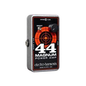 【nightsale】 electro harmonix/エレクトロハーモニクス  44 Magnum エフェクターサイズのパワーアンプ murauchi