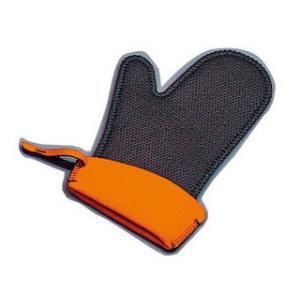 キッチングリップ  キッチングリップ シェフミット ラージ  110116−27 オレンジ  murauchi