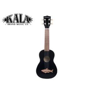 KALA/カラ  MK-SS/BLK Makala Shark ソプラノウクレレ murauchi