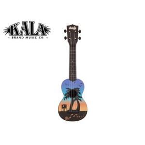 KALA/カラ  KA-SU-SUNSET Kala ウクレレ Ukadelic ソプラノ murauchi