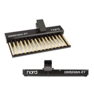 CLAVIA/クラヴィア  Nord Pedal Keys 27 オルガン 【Nord C2/C2D用ベース鍵盤】|murauchi