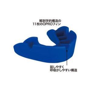 Mueller Japan ミューラージャパン 1904001 OPRO シールドブロンズブルーの商品画像|ナビ