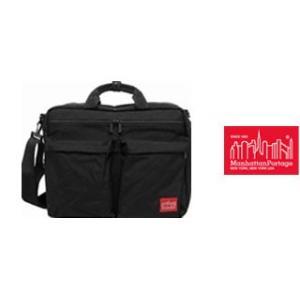 ManhattanPortage/マンハッタンポーテージ  1446ZH Tribeca bag(Store Limited)/ブリーフケース ビジネスバック【ブラック】|murauchi