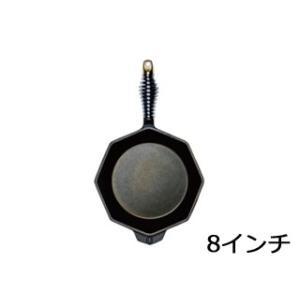 フィネックス  フィネックス キャストアイアン スキレット 8インチ S8-10001(蓋無)|murauchi