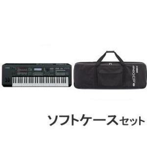 【nightsale】 YAMAHA/ヤマハ  【ソフトケースセット!】MOXF6 シンセサイザー (61鍵)|murauchi
