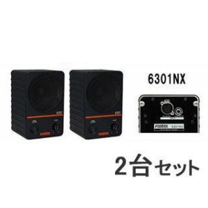 FOSTEX/フォステクス  【2台セット!】アクティブ・モニタースピーカー 6301NX|murauchi