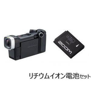 【nightsale】 ZOOM/ズーム  【リチウムイオン電池セット!】ZOOM Q4n ハンディビデオレコーダー|murauchi