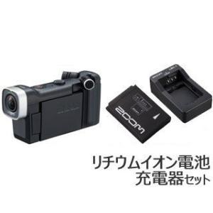 【nightsale】 ZOOM/ズーム  【リチウムイオン電池&充電器セット!】ZOOM Q4n ハンディビデオレコーダー|murauchi