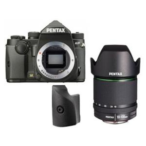 ※交換レンズは『新品アウトレット』です  KPDA18135アLset PENTAX KP ボディと...