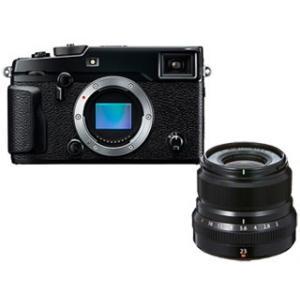 FUJIFILM/フジフイルム  FUJIFILM X-Pro2 ボディ(ブラック)+XF23mmF...
