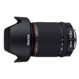 PENTAX/ペンタックス  【梱包B級品特価!】HD PENTAX-DA 16-85mmF3.5-5.6ED DC WR 標準レンズ|murauchi