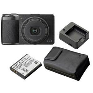 GR3DB110BJ11ケース ハイエンドコンパクトデジタルカメラ RICOH GR III ...