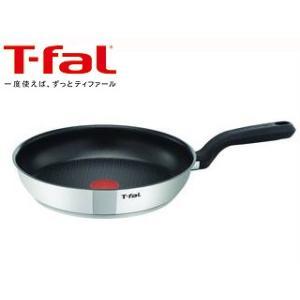 T-fal/ティファール  コンフォートマックスIHステンレス フライパン 26cm  C99405|murauchi