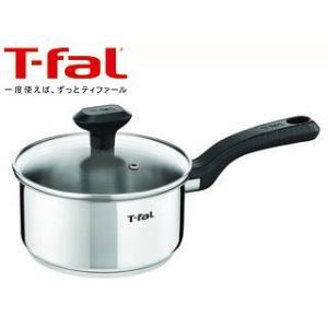 T-fal/ティファール  コンフォートマックスIHステンレス ソースパン 16cm  C99522|murauchi