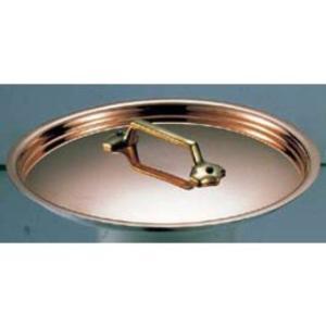 MAUVIEL/ムヴィエール  銅 鍋蓋 真鍮柄/2165.32 32cm用|murauchi