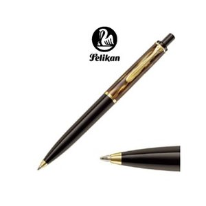Pelikan/ペリカン  ボールペン■クラシックK200【マーブルブラウン】|murauchi