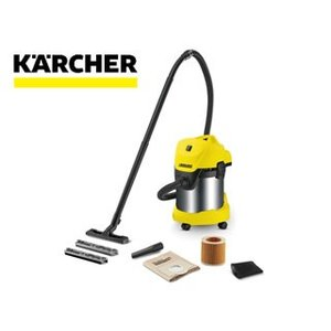 KARCHER/ケルヒャー  WD3 乾湿両用バキュームクリ...