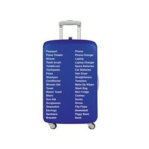 LOQI/ローキー  スーツケースカバー(L)サイズ TYPE  【Things to Pack】|murauchi
