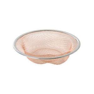 KANEKO/カネコプレス  排水口純銅製網ゴミ受け 132mm|murauchi