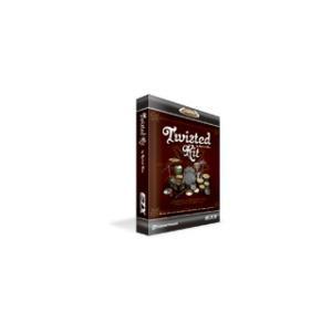 TOONTRACK/トゥーントラック  【EZ drummer拡張音源シリーズ】 EZX TWISTED KIT murauchi