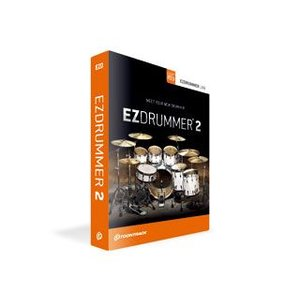 TOONTRACK/トゥーントラック  EZ DRUMMER 2 [イージードラマー2] ソフトウェア音源 murauchi