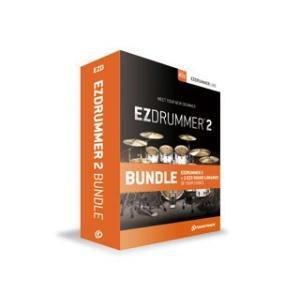 TOONTRACK/トゥーントラック  【納期6月予定】EZ DRUMMER 2 BUNDLE(イージードラマー 2・バンドル) murauchi