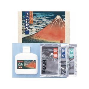 KUMANO/熊野油脂  名湯彩時記 ボディソープ&薬用入浴剤セット/NO.881|murauchi
