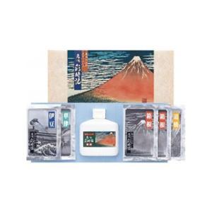 KUMANO/熊野油脂  名湯彩時記 ボディソープ&薬用入浴剤セット/NO.883|murauchi