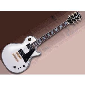Burny / バーニー  エレキギター LP レスポールモデル RLC-75S 2011 SW/スノー・ホワイト|murauchi