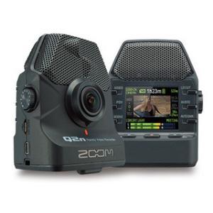 ZOOM/ズーム  ZOOM  Q2n 高音質カメラ 【ハンディービデオレコーダー】|murauchi