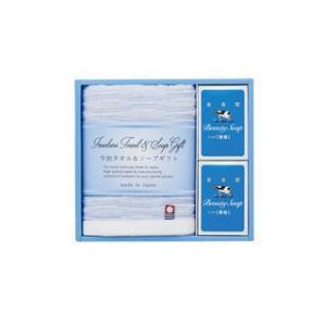 今治タオル&ソープセット  GS1599 murauchi