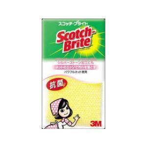 3M/スリーエム  スコッチブライト抗菌ネットスポンジたわし NT−01K murauchi