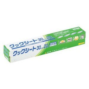 mizuno/水野産業  プロが選ぶクックシート 30cm×20m(グリーン小箱)|murauchi