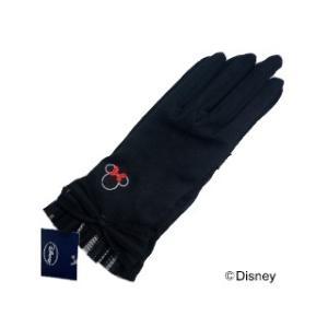 UV対策■ミニーショートUV手袋 【ブラック】...