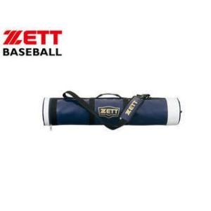 ZETT/ゼット  BC755 バットケース 【5-6本入】 (ネイビー×ホワイト)