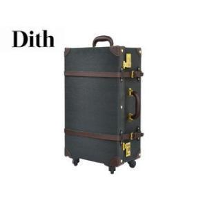 Dith/ディス  【在庫薄】トランクキャリーケース  Mサイズ|murauchi