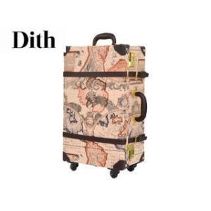 Dith/ディス  トランクキャリーケース  Mサイズ|murauchi