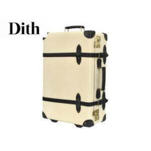 Dith/ディス  レザー キャリーケース Mサイズ murauchi