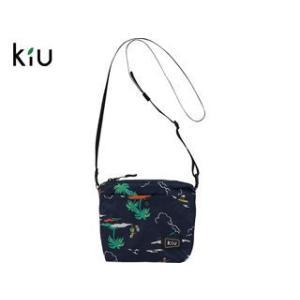 kiu/キウ  K75-106 防水 イージー サコッシュ 【W20.5cm×H17cm×D4.5c...